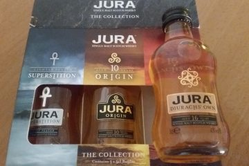Jura 16 Diurachs Own bottle