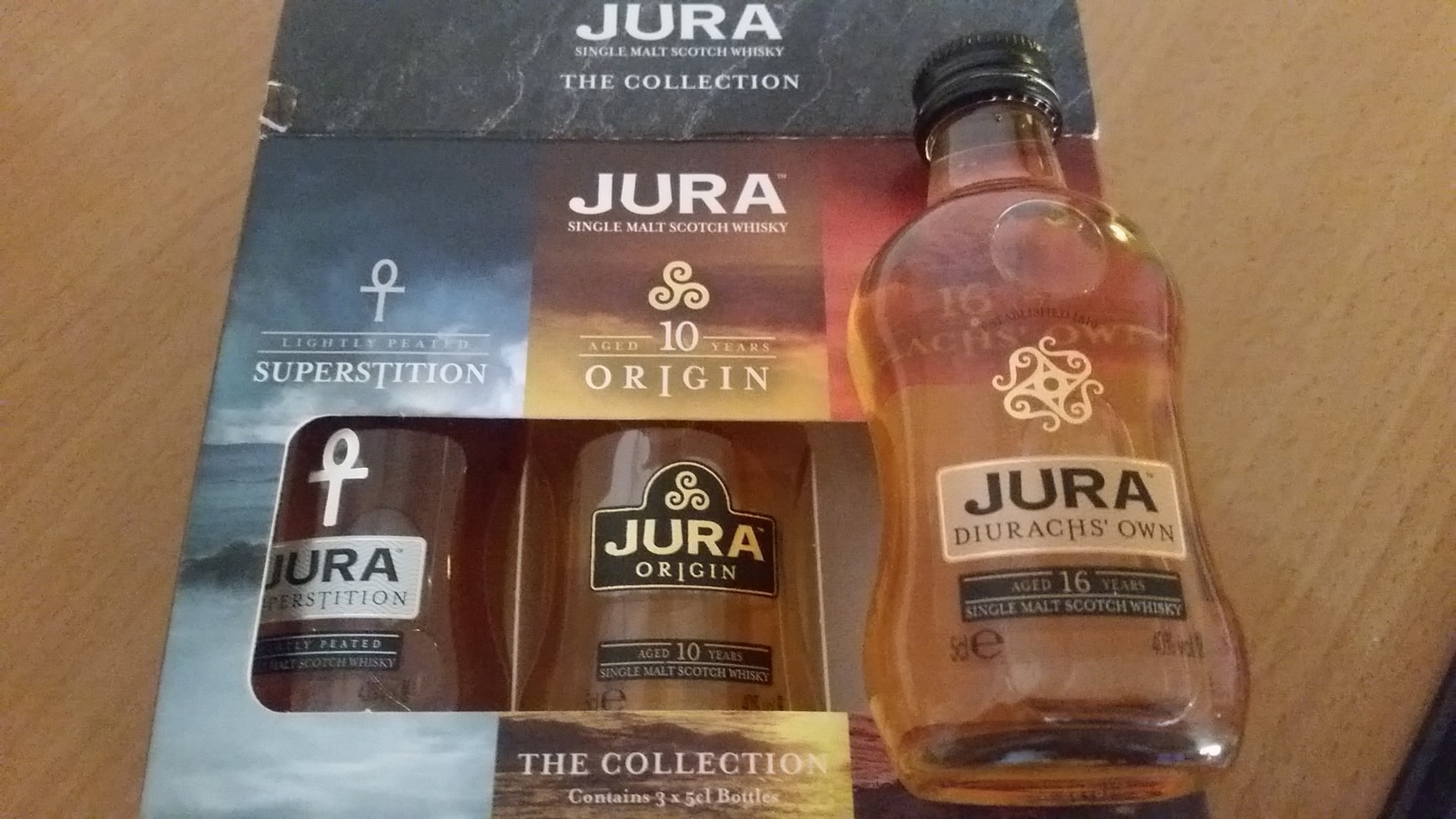 Jura 16 Diurachs Own bottle