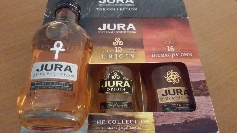 A Jura Superstition minature