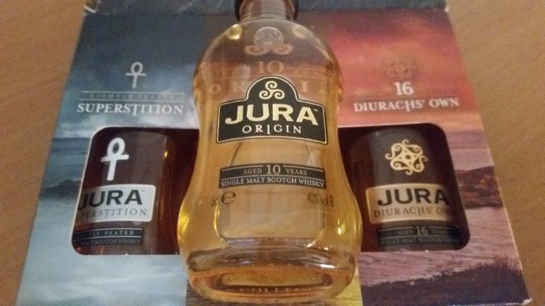 A miniature of Jura 10 origin