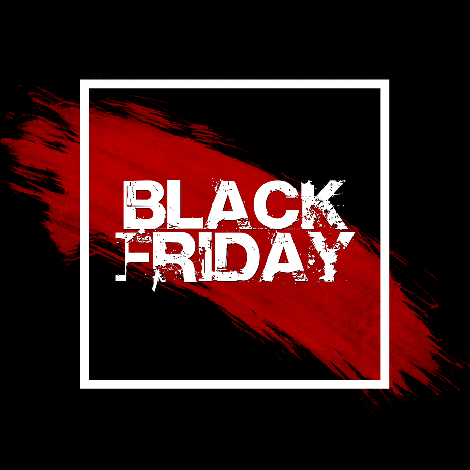 Black Friday banner image