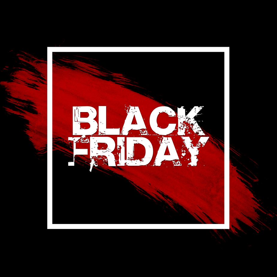 Black Friday banner image